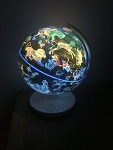 Smart Globe Myth – 2 in 1 Day and Night Globe with Audio Stories