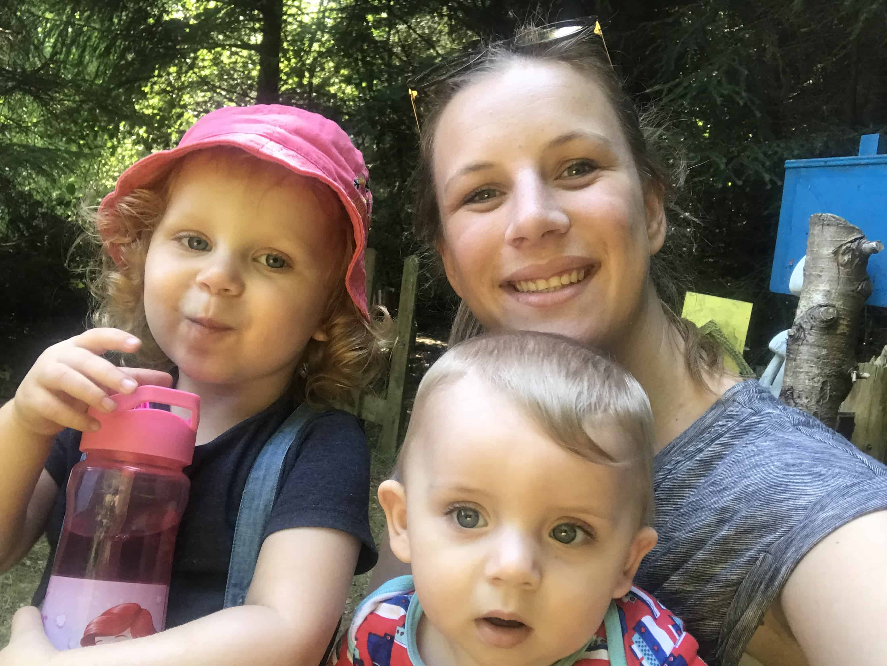 Adventures as a mom of two