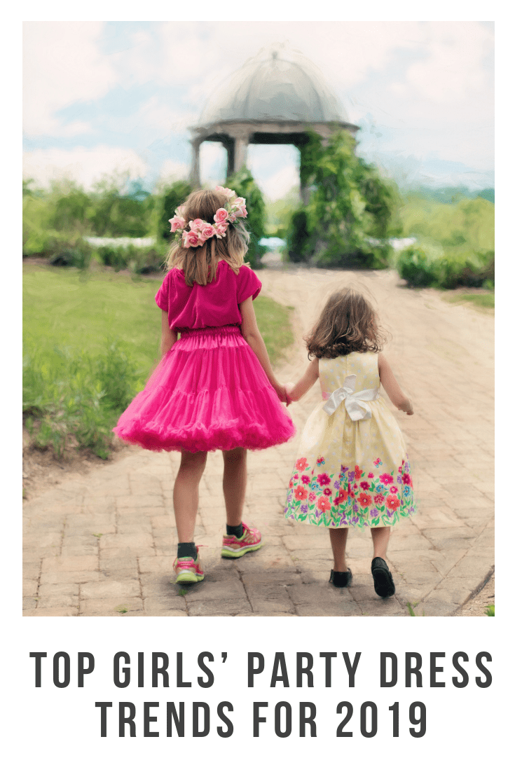 2019 is fast approaching and the fashion trends for girls' dresses are going to be so viberant .With florals and prints playing a bit part #fashion #childrensfashion #2019trends #childrentrends2019 #dress #girlsdresses