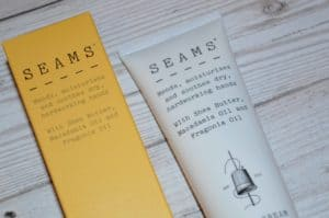 SEAMS hand cream my February favourites