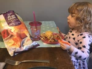 kids love Nachos for tea