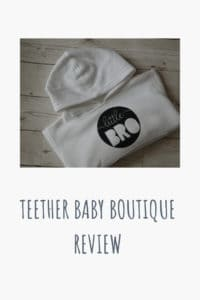 Teether baby boutique don't just do items for babies they do items for older children and even adults. Want to get something unique then head over to their website #toddlerfashion #babyboutique #clothing #kidsclothing #review #brothersisterclothing #twinning