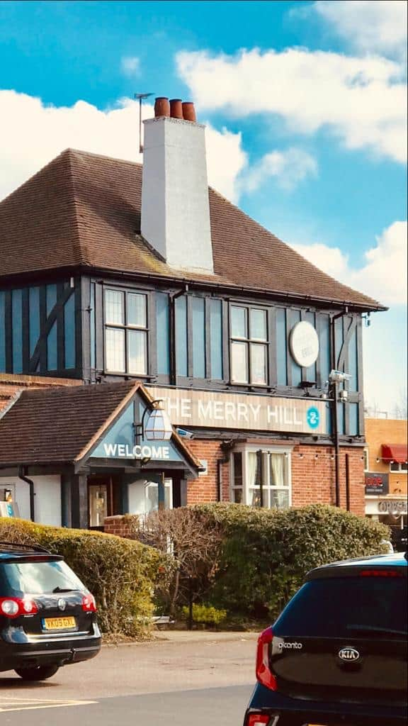 The Merry Hill Pub and Grill