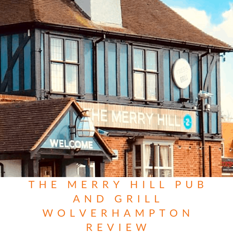 The Merry Hill Pub and Grill Wolverhampton