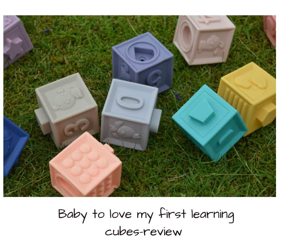 Baby to love cubes