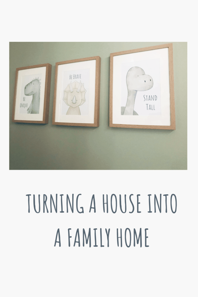 Having a family home doesn't mean it has to be all boring interiors . There is so much you can do and here are some easy family home interiors