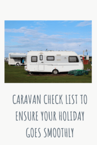 Here is my caravan checklist for things that you wont think to take with you. #caravan #caravanholidays #ukholidays #familytime #familyholiday