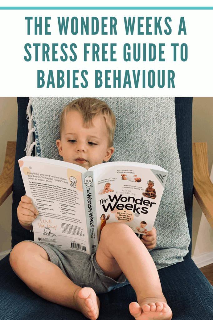 The Wonder Weeks book shows you that the hard stages that your baby is going through are normal . It reassures you that all will be okay . That it will pass and their is light at the end of the tunnel. #parenting #development #babydevelopment #WonderWeeks #bookreview #parentinghelp