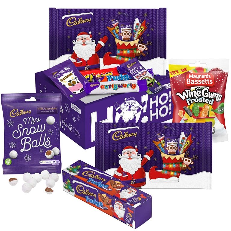 Cadbury's Christmas party pack