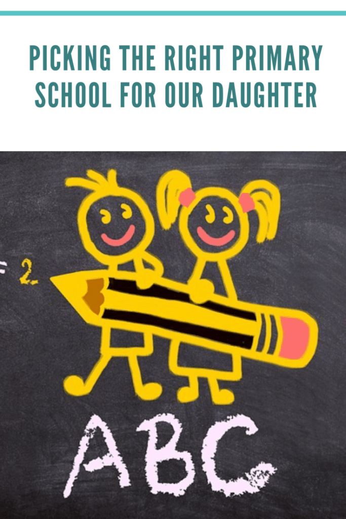 Finding the right primary school is a hard decision and one that needs to be thought about. Here are some of the things we took into consideration.  #newschool #parenting #parentingdecisions #primaryschool #primary