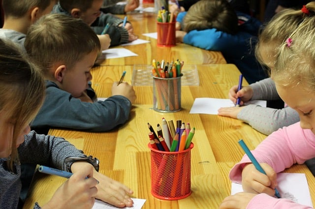 Wanting a creative primary school