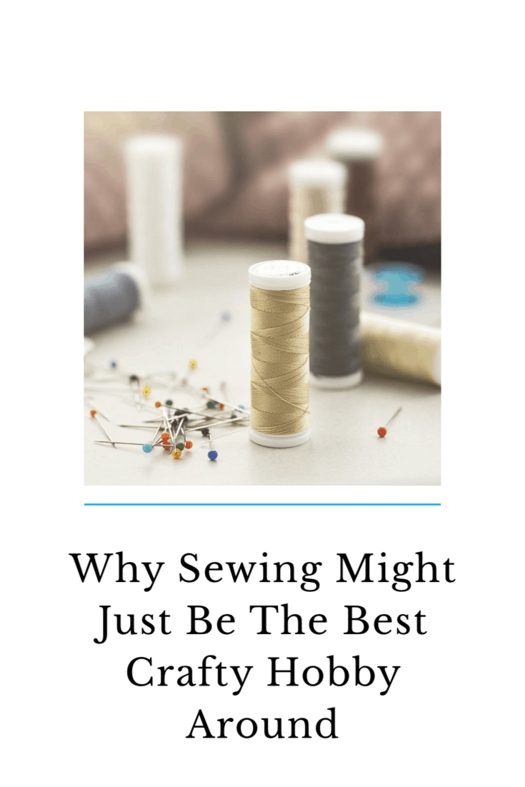 Are you looking for a rewarding craft hobby ? Have you ever thought about sewing ? #craft #hobby #crafthobby #mentalhealth #creative