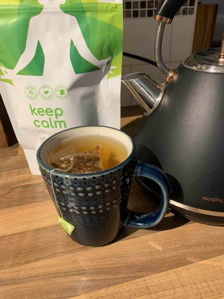 Dietbon detox tea
