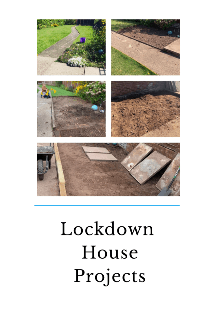 lockdown house projects seem to be very popular at the moment . People seem to be doing all the job that they have been putting off. Here are our lockdown house projects #gardeninspo #garden #lockdown #lockdownprojects