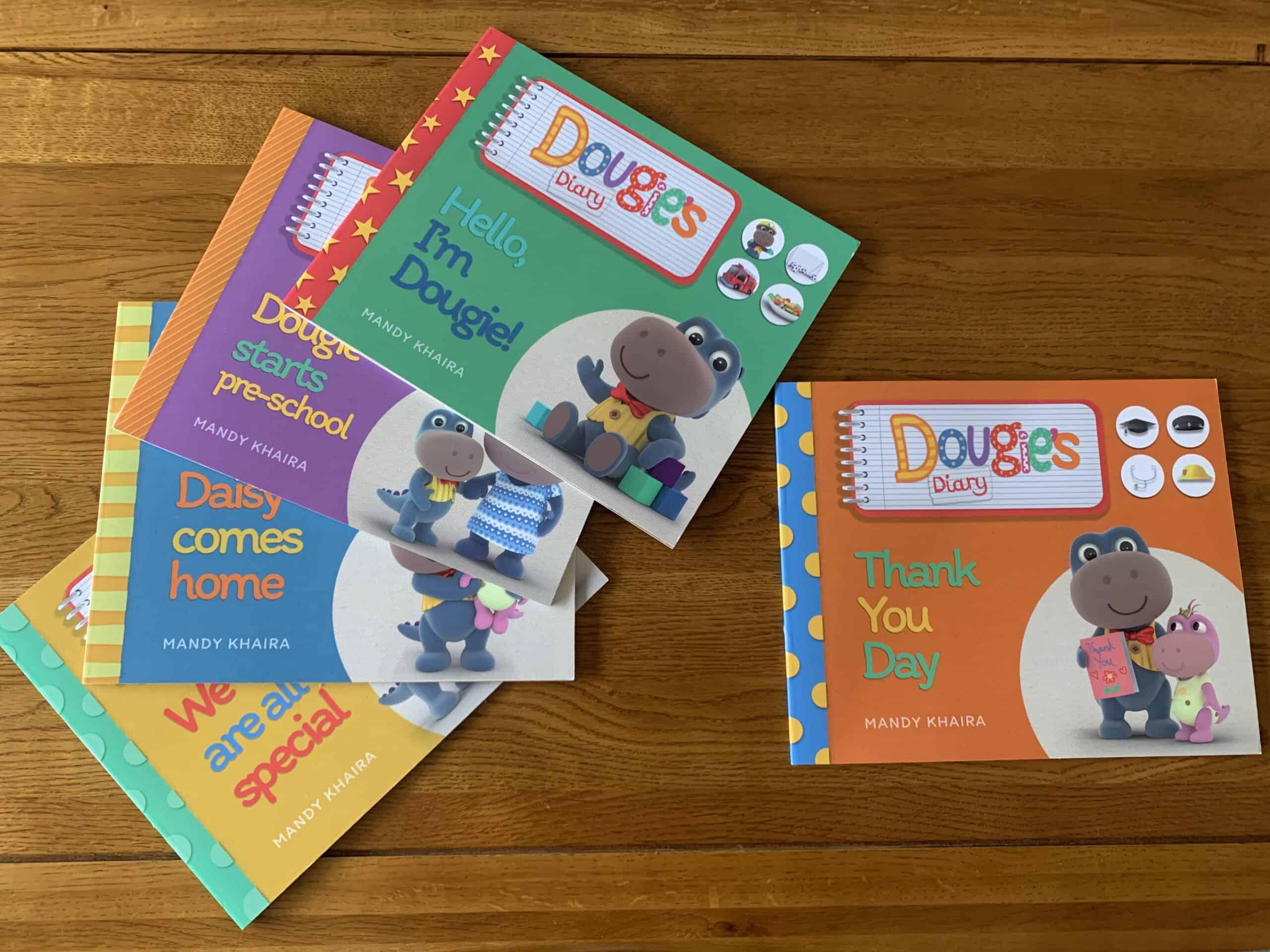Dougie's Diary Season 1