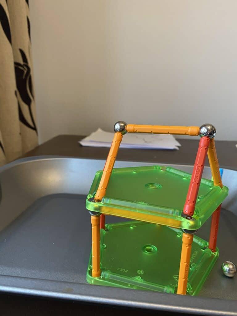 3D shape building