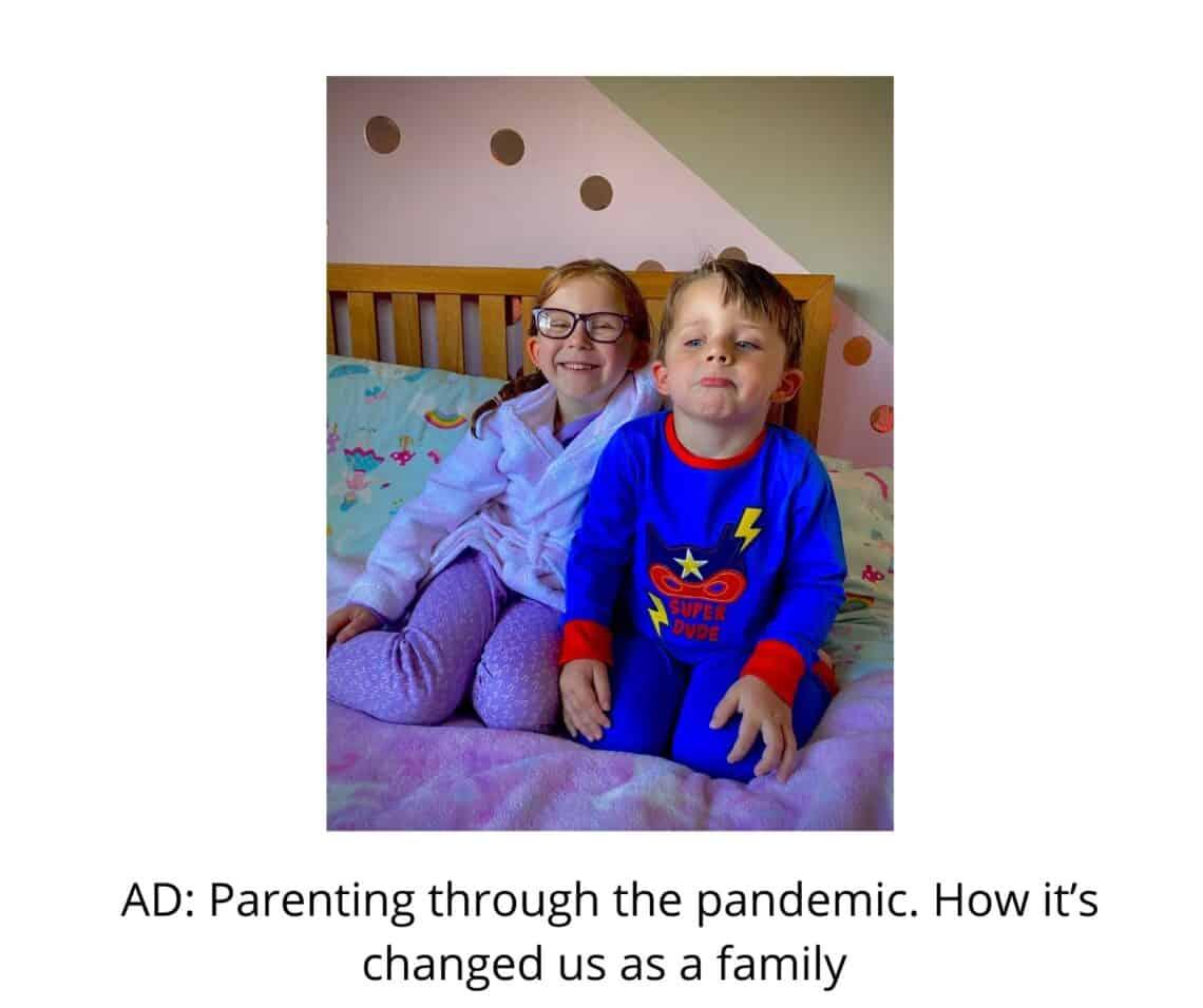 parenting through the pandemic