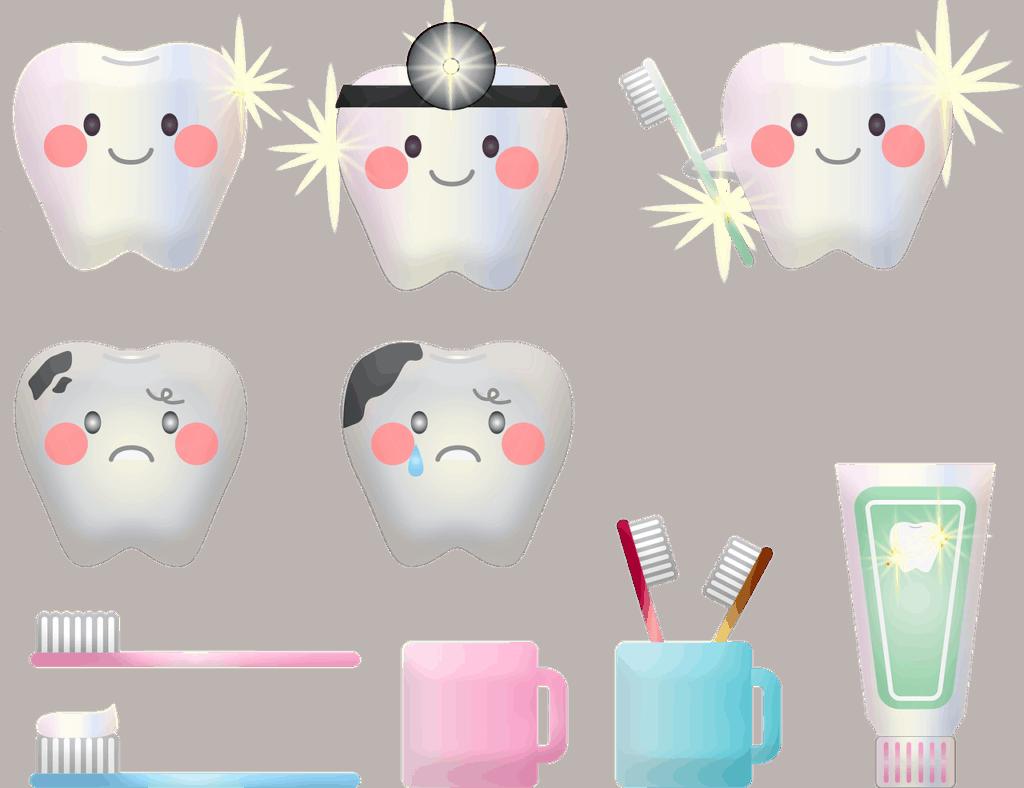 Heathy oral care