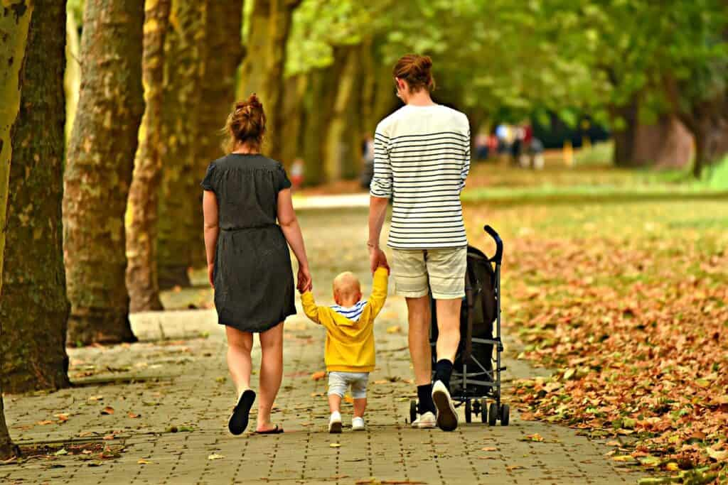 Healthy habits as a family