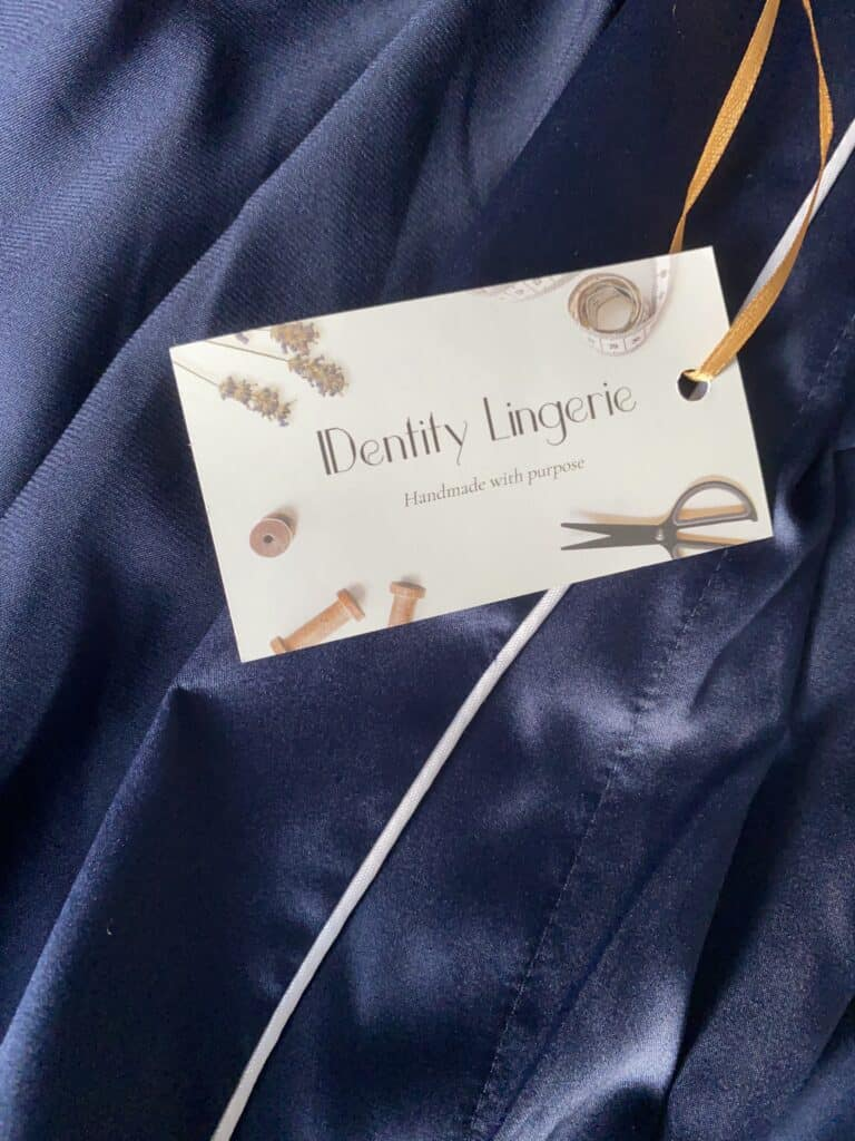 IDentity lingerie