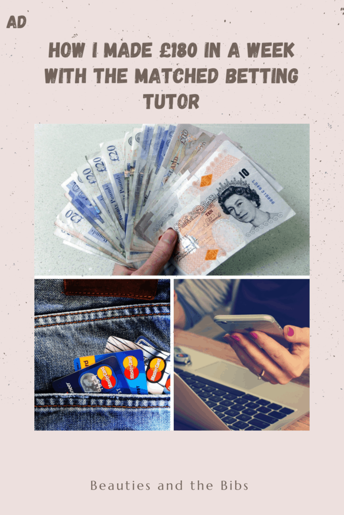 The matched betting  tutor makes matched betting easy and risk free . #matchedbetting #money #finances