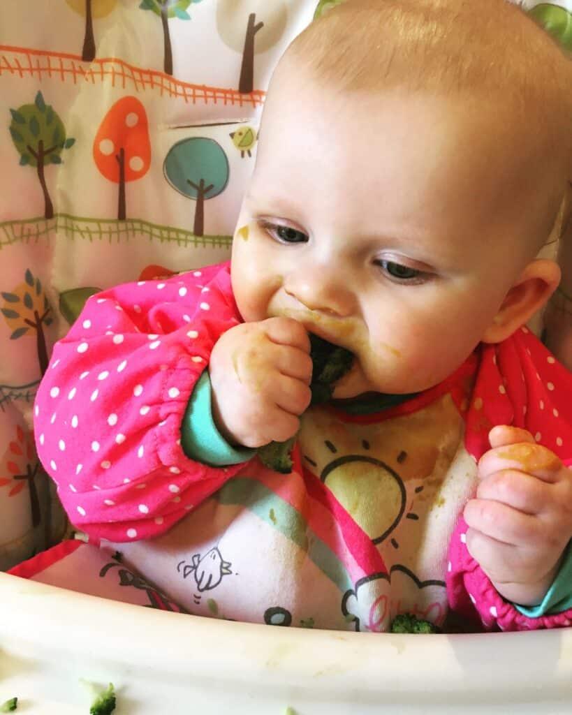 how to wean babies
